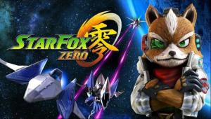 Mostly Gaming News: Star Fox Zero Delayed